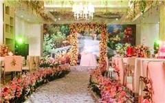 中发源饭店婚宴图片