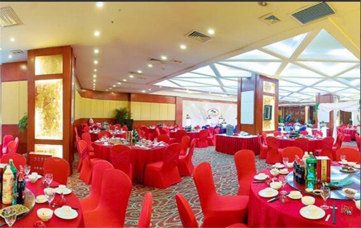 天玺海航大酒店婚宴图片