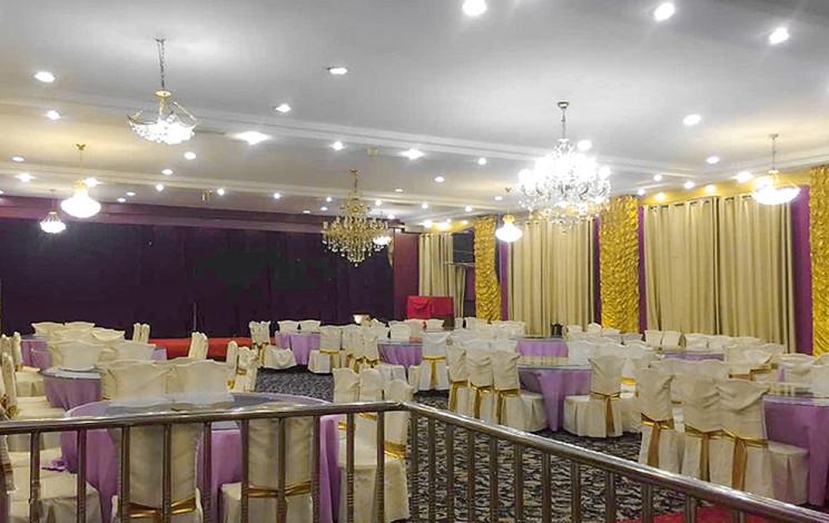 华莎大酒楼婚宴图片