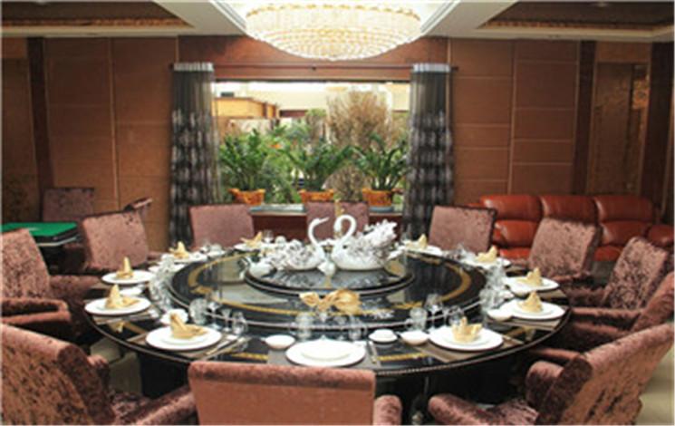 西加酒店婚宴图片
