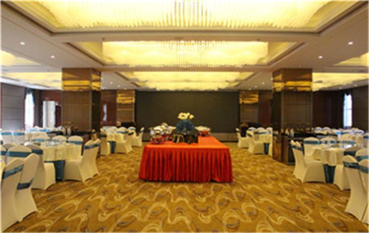 新丝路国际饭店婚宴图片