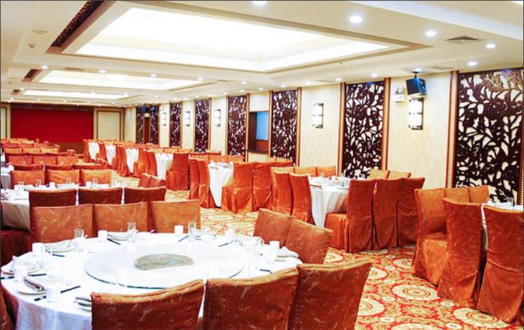 兴鼎安大酒店婚宴图片