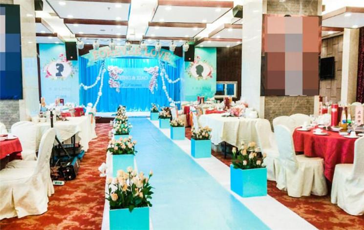 长沙湘荣酒店婚宴图片