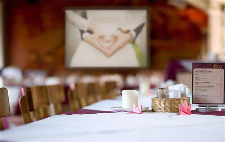 巴伐利亚啤酒坊婚宴图片