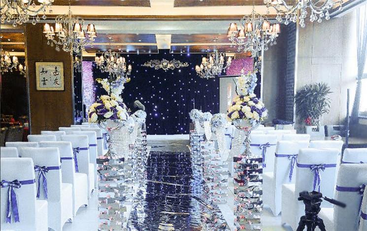 渝湘江南 律纬路店婚宴图片