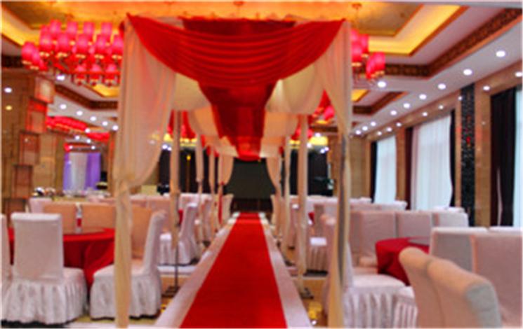 徽泰大酒店婚宴图片