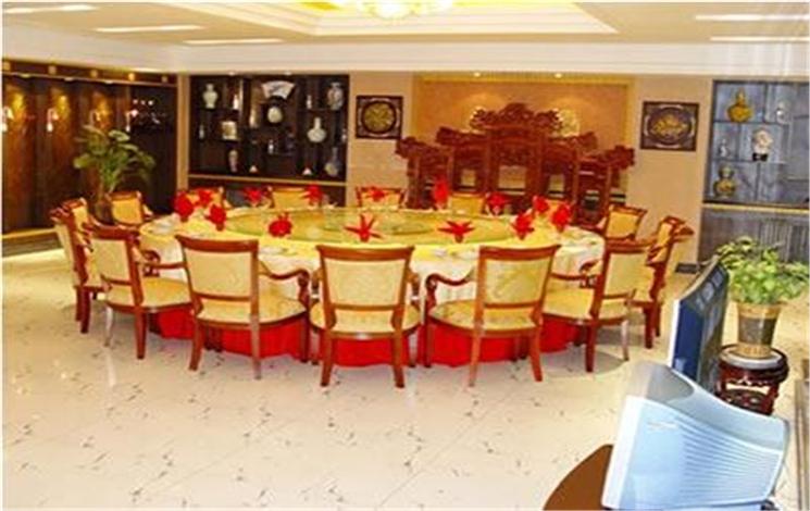 假日王朝大酒店婚宴图片