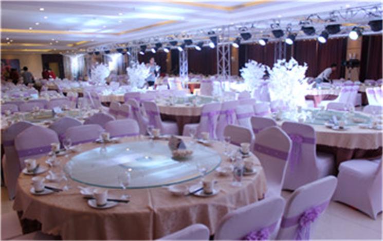 八一宾馆婚宴图片