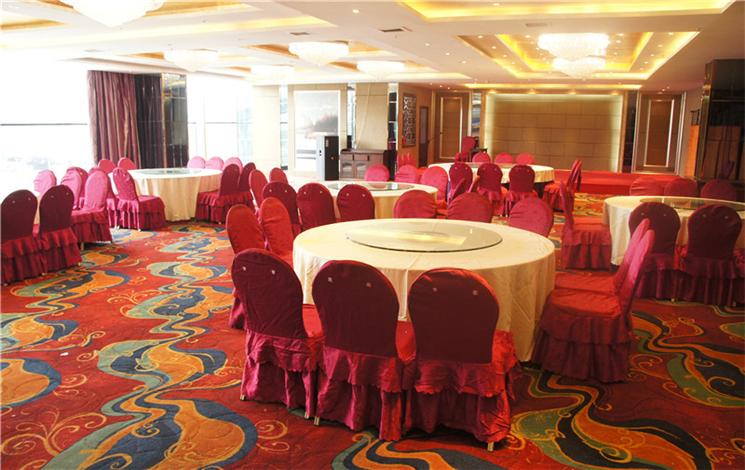 可可西里国际饭店婚宴图片