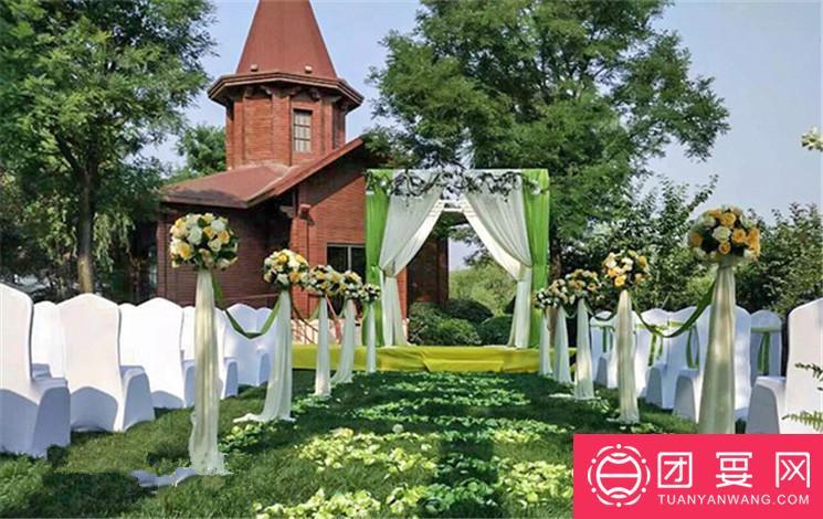 利苑私家会所婚宴图片