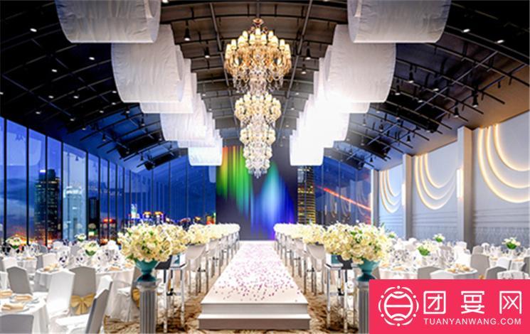 东方薇婷私人婚礼会所婚宴图片