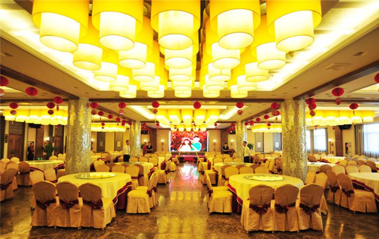中润酒店婚宴图片