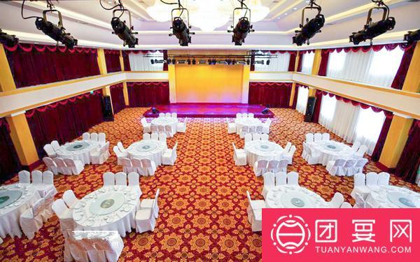 大红门国际会展中心婚宴图片