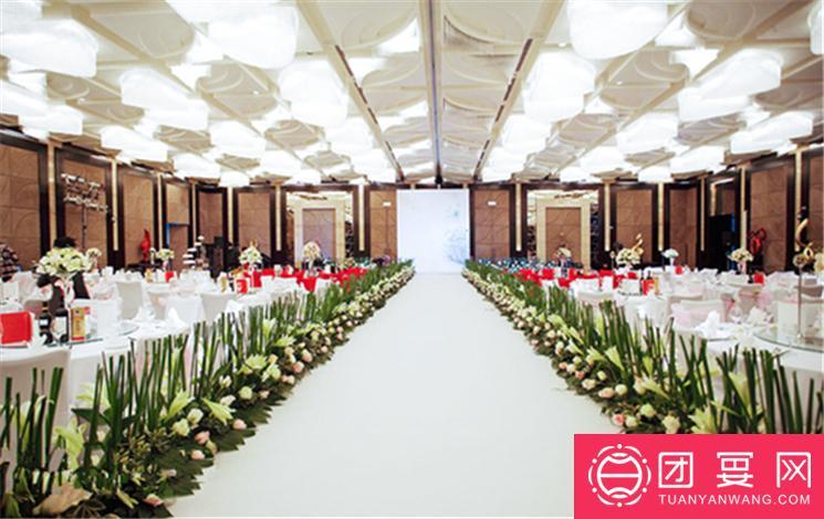 上海凯宾斯基大酒店婚宴图片