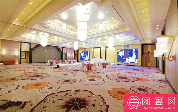 上海淳大万丽酒店婚宴图片