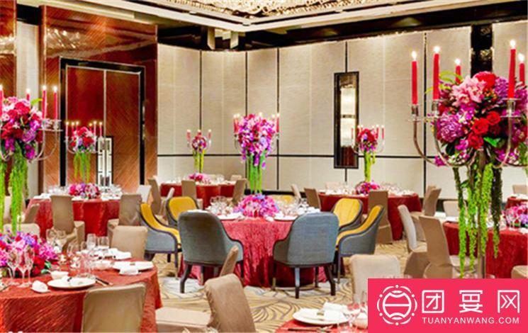 上海浦东四季酒店婚宴图片