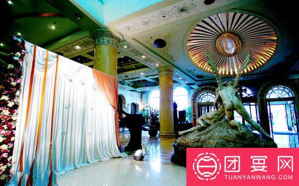 美林官邸私人婚礼会所 吴中店婚宴图片