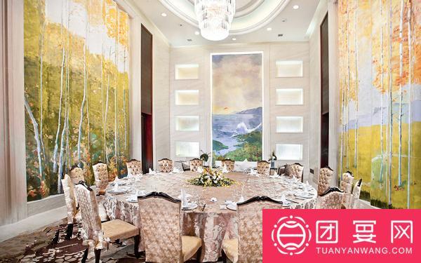 富建酒店婚宴图片