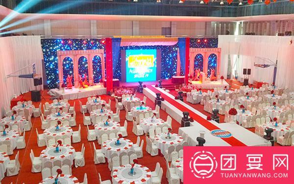诺宝中心酒店婚宴图片