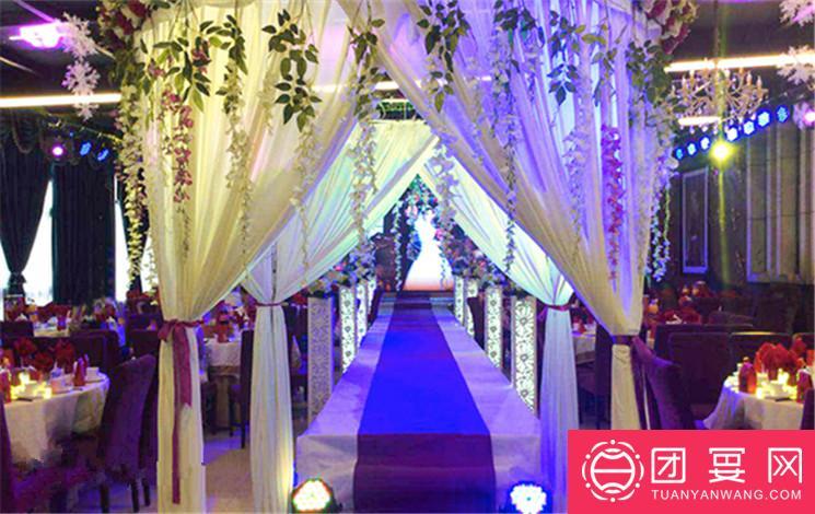 上海东鼎宾馆婚宴图片