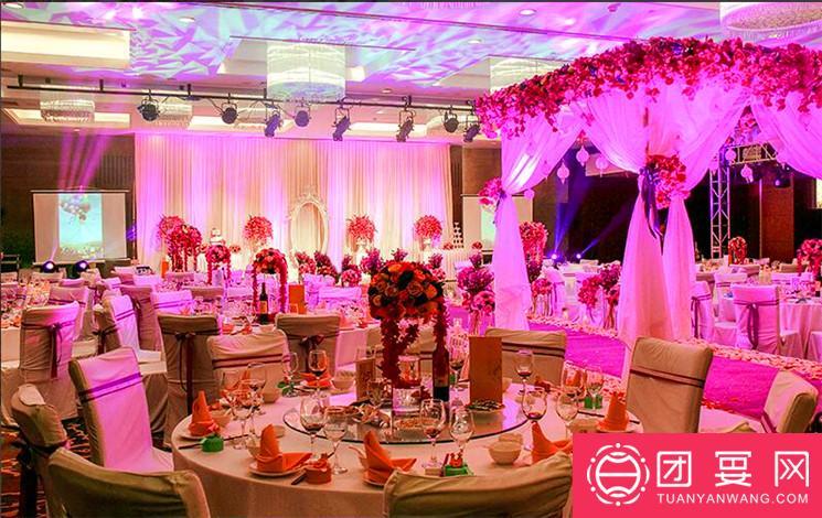 红杉假日酒店婚宴图片