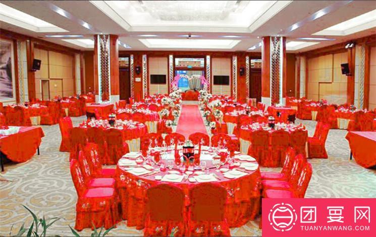 东方红酒楼婚宴图片