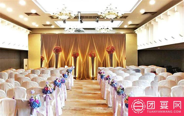 北邮科技酒店婚宴图片