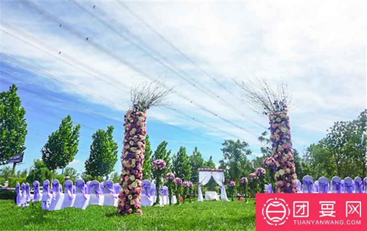 九十九顶毡房 阜石路店婚宴图片