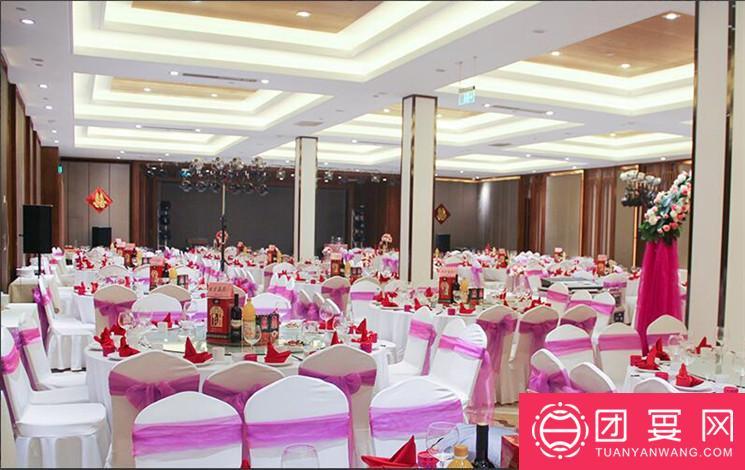 倪氏海泰大酒店 四季青店婚宴图片