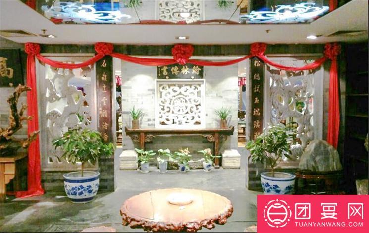 刘罗锅食府婚宴图片