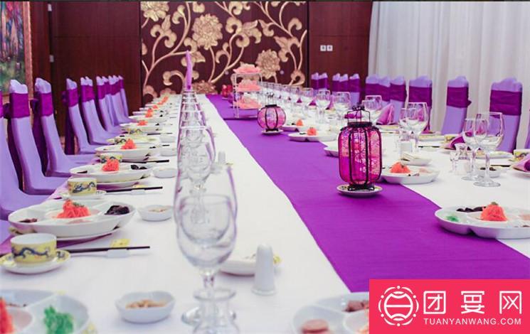 汇贤府 五棵松店婚宴图片