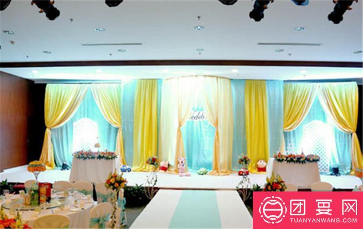 北京广电国际酒店婚宴图片