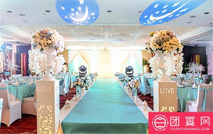 鲍鱼王子 职工之家店婚宴图片