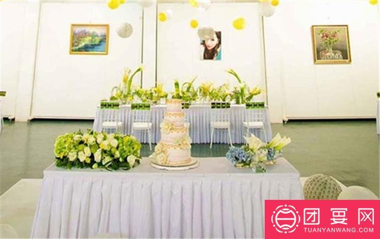 繁星婚礼梦工厂婚宴图片