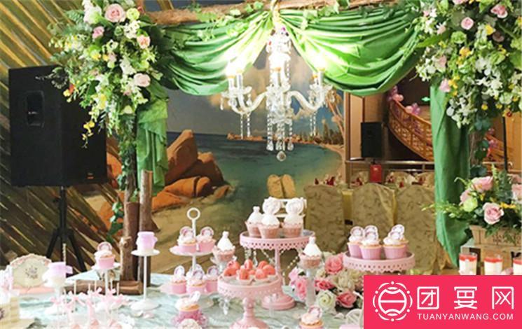 海运国际酒店婚宴图片