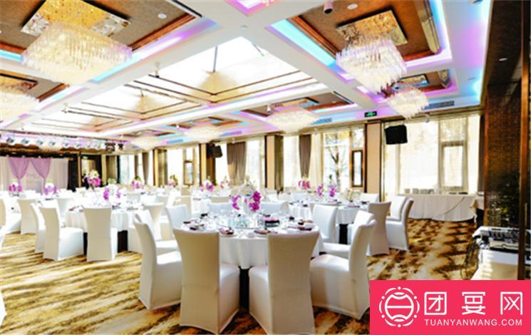华盛婚礼会馆 南京东路店婚宴图片