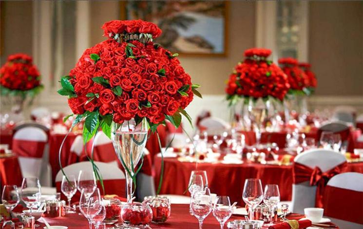 金粤港大酒店婚宴图片