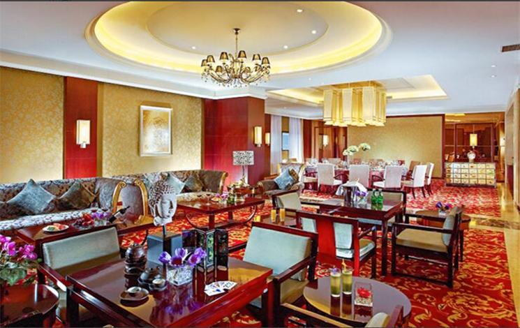 安徽高速开元国际大酒店婚宴图片