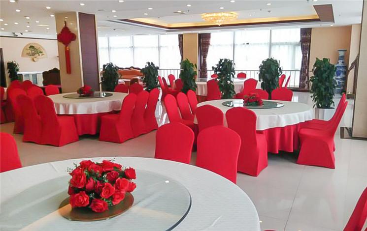 两淮豪生大酒店婚宴图片