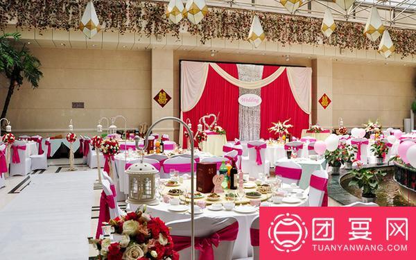 北京南粤苑宾馆婚宴图片