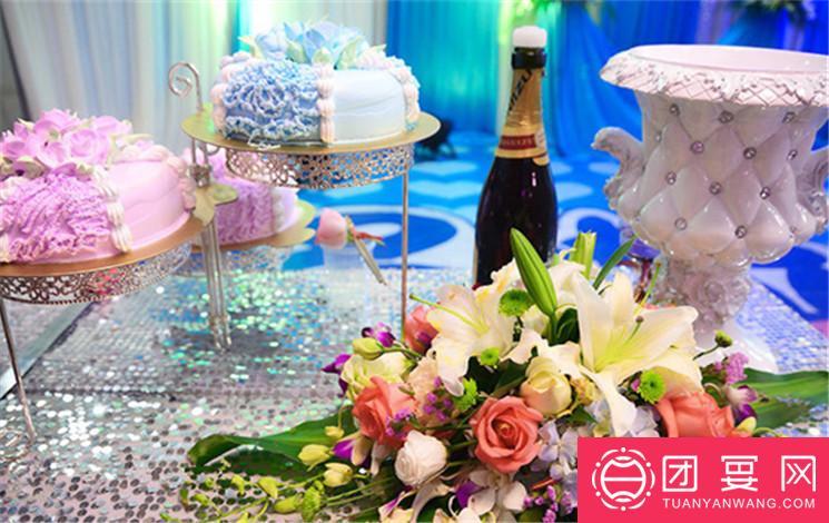 东庄粤菜酒楼婚宴图片