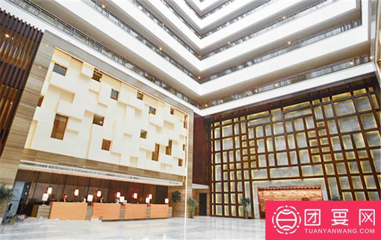 大雁塔假日酒店婚宴图片