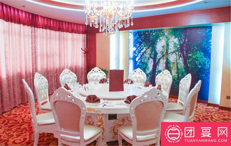华威国际酒店婚宴图片