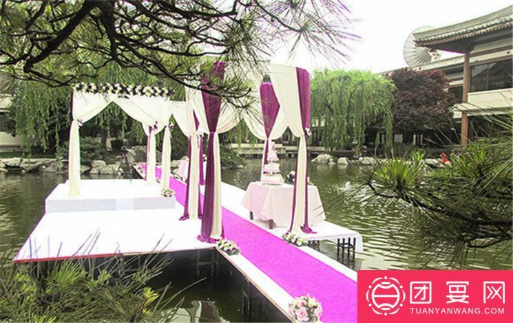 唐华宾馆婚宴图片