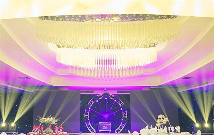 圣大国际饭店婚宴图片