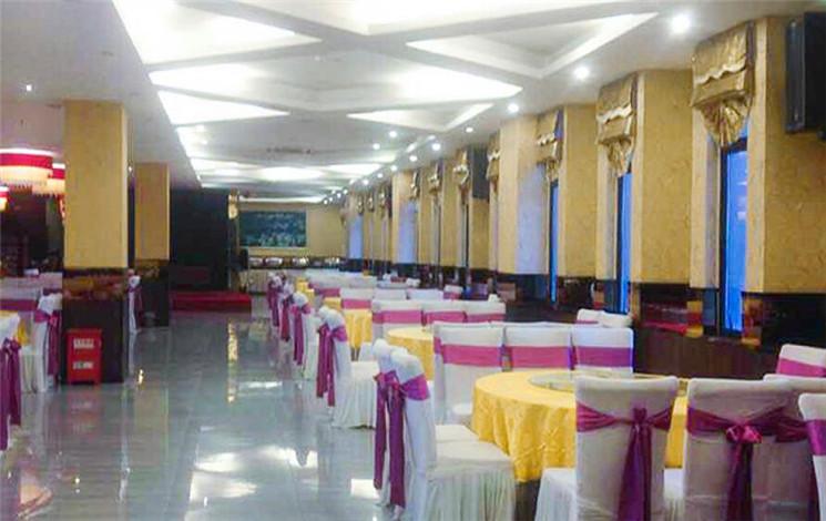 平之梦假日酒店婚宴图片