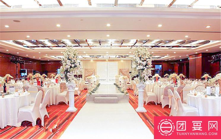 诺富特和平宾馆婚宴图片
