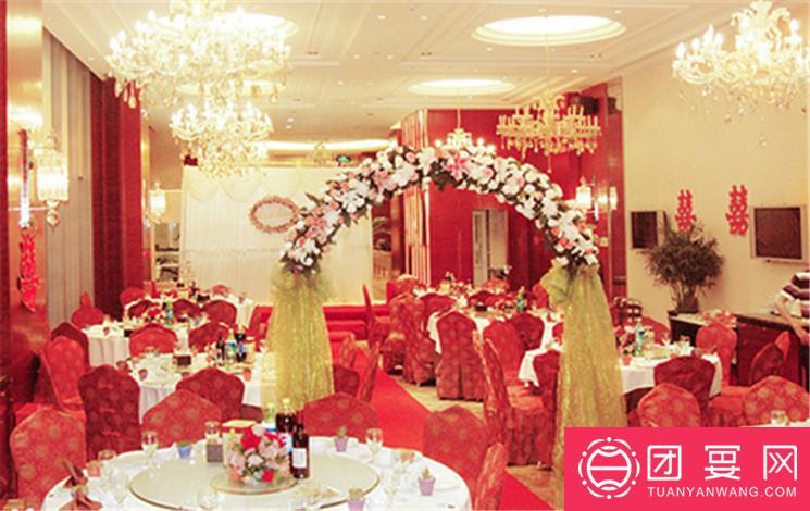 万龙洲 广渠门店婚宴图片