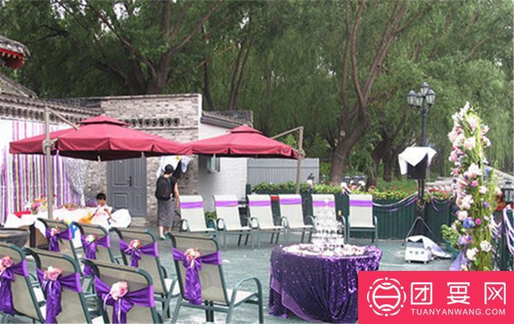 临湖轩婚宴图片