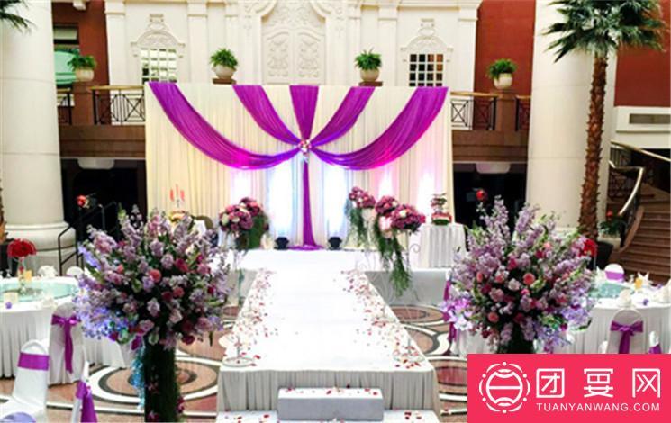 北京贵宾楼饭店婚宴图片